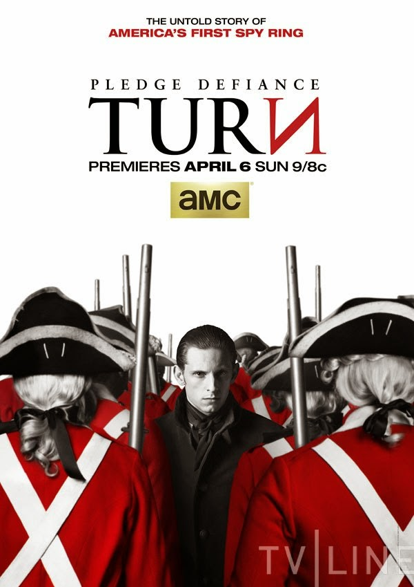 George Washington's spy ring comes alive in AMC drama 'Turn'