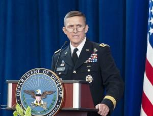 Lt. Gen Michael T Flynn