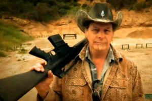 Nugent certainly gets an A+ for correctly answering the question of the animal activist.