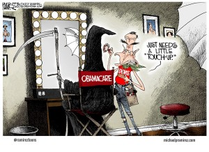 OBAMA CARE NEEDS TOUCH UP